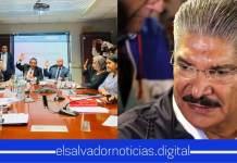 """Diputados buscan crear una comisión """"pactada"""" para proteger a Norman Quijano de la justicia del país"""