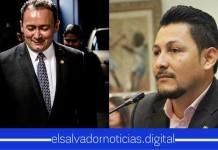 "Guillermo Gallegos llama ""ENGENDRO"" al diputado Leonardo Bonilla"