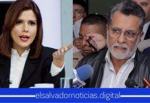 """Milena Mayorga: """"No es culpa del Presidente Bukele que el pueblo salvadoreño se este revelando"""""""