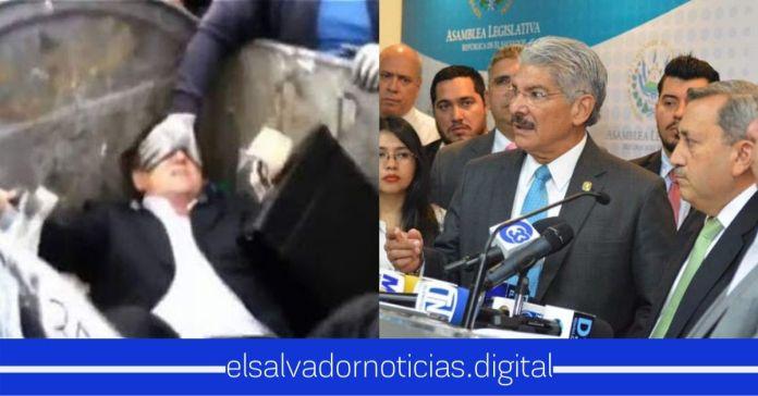 En Ucrania lanzan a diputados al basurero por su ineptitud y los salvadoreños quieren replicar ese ejemplo en El Salvador