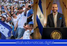 """Hondureños dispuestos a dar todo, incluyendo hasta su """"alma"""" para que Nayib Bukele sea también su Presidente"""