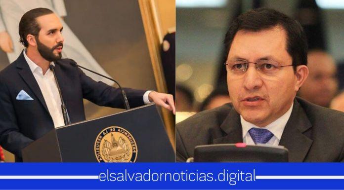 Presidente Bukele hace un llamado a Ponce, para que los diputados aprueben la Ley de Emergencia Nacional y Calamidad Pública