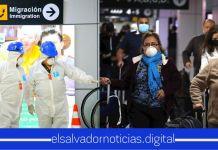 Migración aconseja no viajar a El Salvador por Cuarentena a causa del Coronavirus