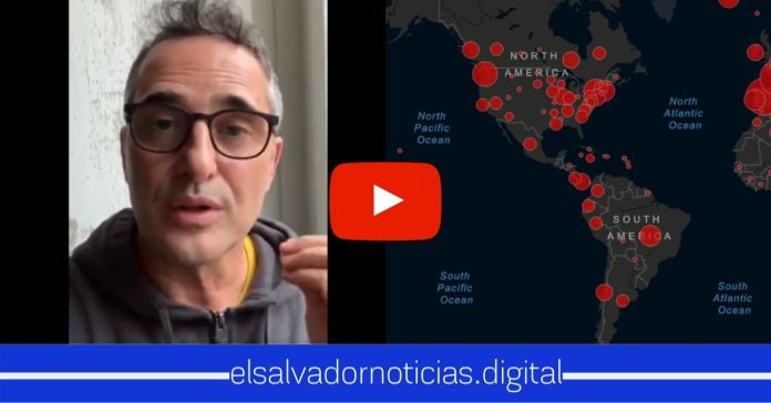 Ciudadano europeo envía impactante mensaje a toda Latinoamérica de lo que está sufriendo su país por no tomar en serio el Coronavirus