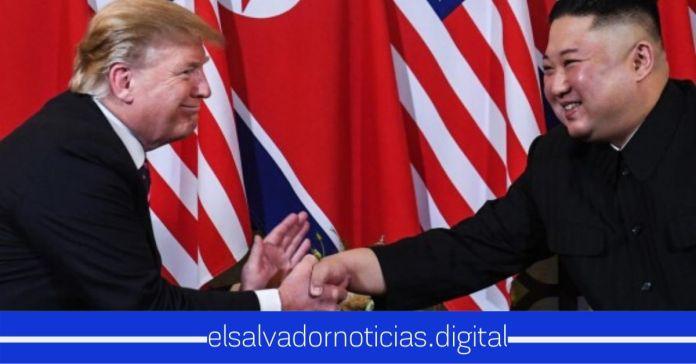 Donald Trump envío carta al líder norcoreano Kim Jong-Un, para sumar esfuerzos contra el coronavirus