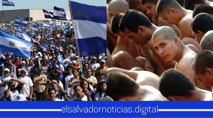 Salvadoreños piden pena de muerte para todos los pandilleros por arrebatar la vida de muchos inocentes