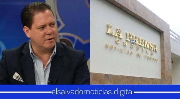 """Federico Anliker tilda de """"Mentirosa y Venenosa"""" a la Prensa Gráfica por insinuar que CEPA no paga sus impuestos"""