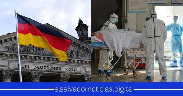 Alemania reporta más de 1000 casos en las últimas 24 horas. En total suman 6012 casos de Coronavirus