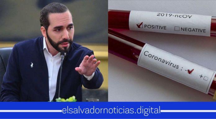 El Salvador se elevan a 56 los casos de COVID-19