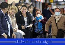 Diputados enmedio de la emergencia, aprueban la salida y entrada al país a los salvadoreños para que puedan contagiarse de COVID-19