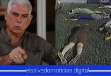 Rodolfo Parker ocultó a todos los responsables que realizaron la masacre de la UCA