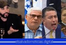 Nayib Bukele señala la gran alianza de ARENA, FMLN y Parker para dañar el pueblo Salvadoreño