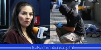 Abogada insinúa que todos los Salvadoreños deben morir del CORONAVIRUS