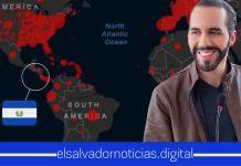 El Salvador el único país en Centroamérica con más pacientes recuperados de COVID-19