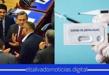 Diputados exigen al pueblo que les paguen pruebas del COVID-19 privadas, porque NO CONFÍAN en el sistema de salud público