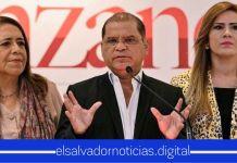 Óscar Ortiz afirma que los diputados han trabajado en primera línea ante el COVID-19 no los médicos