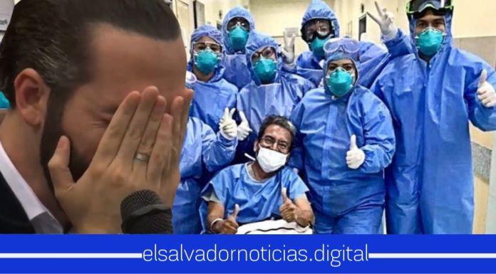 El Salvador privilegiado con 103 pacientes curados del Coronavirus