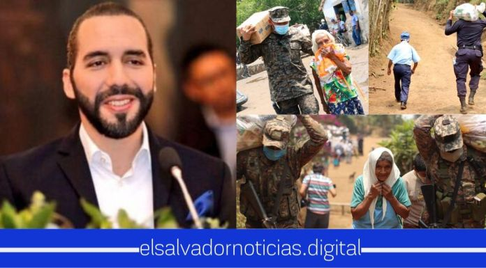 #QueBonitaDictadura vive El Salvador gracias al Gobierno del Presidente Nayib Bukele
