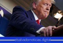 Trump afirma que EEUU ha llegado al pico de la pandemia en su país