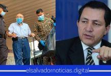Mario Ponce segura que ya no le va a ayudar a la Fuerza Armada y a la PNC en medio de la mortal pandemia