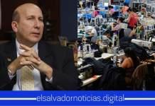 Javier Siman asegura reaperturar actividades laborales no importando que los Salvadoreños se contagien de COVID-19.
