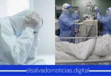 """Doctora del Hospital Saldaña: """"Puedo decir que en este turno le he visto la cara a la muerte #QuédateEnCasa"""