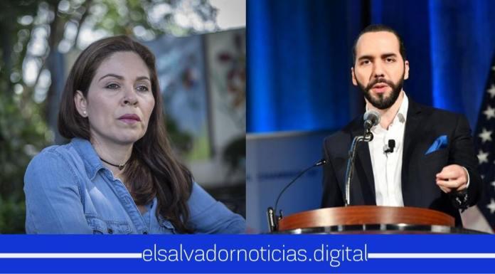 Abogada Deleón critica al Presidente Nayib por salvar la vida de muchos salvadoreños