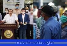 ARENA asegura que no tienen interés en discutir la nueva prórroga, dejando una vez más abandonados a todos los salvadoreños en momento de crisis