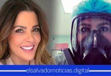 Mónica Casamiquela pide disculpas a los salvadoreños por haberlos ofendido con sus palabras
