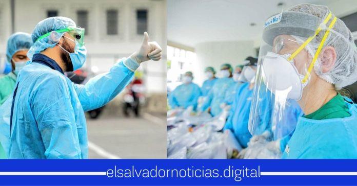 Gobierno agradece a las madres salvadoreñas que arriesgan sus vidas para luchar contra la pandemia
