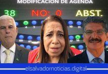 Diputados niegan sus votos para someter a discusión la prórroga por 15 días la Ley de Emergencia