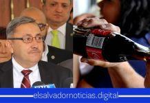 Carlos Reyes dice que la población salvadoreña tiene que salir a trabajar ya, con la excusa que la gente quiere dinero para comprarse su Coca-Cola