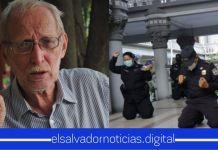 """Paolo Lüers insinúa que los policías son """"títeres"""", por haberse unido en un solo clamor en el Día Nacional de Oración"""