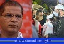 Oscar Ortiz critica fuertemente al Gobierno de Nayib Bukele por apoyar al pueblo Salvadoreño cuando más lo necesitan