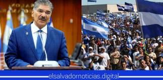 Norman Quijano afirma que buscará reelección en 2021 porque el pueblo salvadoreño lo necesita