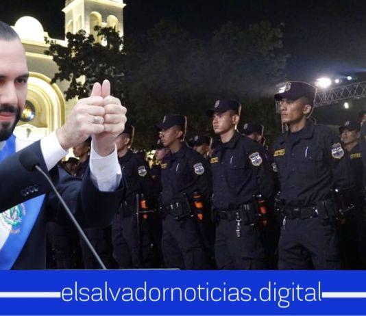 Gobierno cierra primer año de gestión con el mes más seguro en la historia de El Salvador