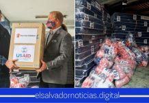 Embajada de EEUU en El Salvador dona $120.000 en ayuda para salvadoreños afectados por tormenta Amanda
