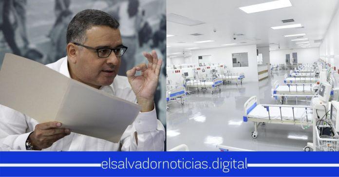Mauricio Funes critica la inauguración del Hospital más grande de Latinoamérica ubicado en CIFCO