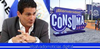 Roberto d'Aubuisson EXIGE que se regrese CIFCO a como estaba porque es más importante la feria Consuma que un hospital