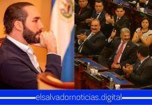 El Salvador, único país en el mundo al que los diputados le quitan las facultades a su Presidente