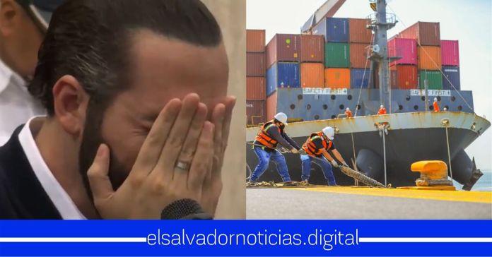 Gobierno recibe nuevo buque con 2.161 toneladas de alimentos para abastecer a la población ante la crisis por COVID-19