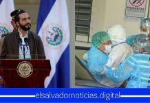 El Salvador destaca entre los países de América Latina con más recuperados del COVID-19
