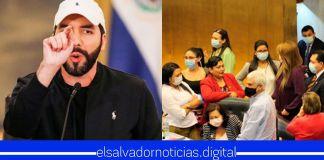 Presidente Bukele condena las actitudes diputados por cometer un CRIMEN al atentar contra la salud y vida de los salvadoreños
