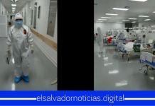 Presidente Bukele comparte impactante video del Hospital El Salvador, en donde médicos piden ayuda a diputados para enfrentar la pandemia