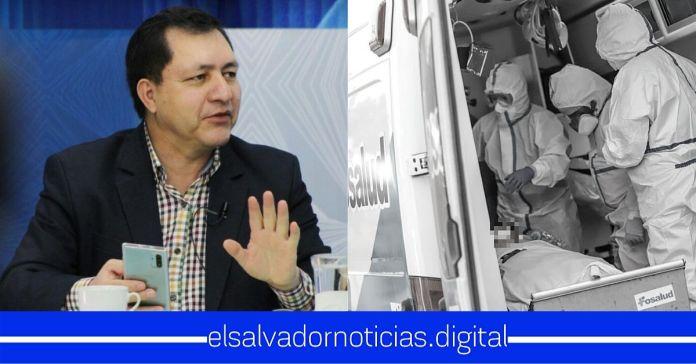 Mario Ponce dice que hasta no ver los 262 municipios repletos con casos de Coronavirus, NO van aprobar el Régimen de Excepción