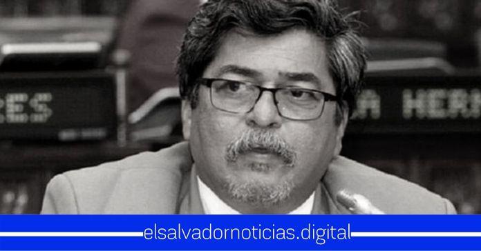 Muere por COVID-19 el exdiputado del FMLN Roger Blandino Nerio