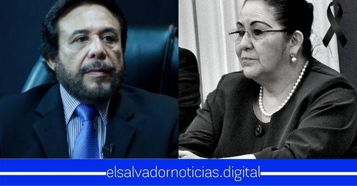 Vicepresidente Félix Ulloa externa condolencias por muerte de Marta de Araujo, Rectora de la Universidad Andrés Bello a causa del Coronavirus