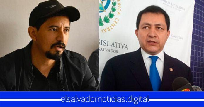 José Valdez entrega equipo de protección en Asamblea Legislativa ante la incapacidad de Mario PonceJosé Valdez entrega equipo de protección en Asamblea Legislativa ante la incapacidad de Mario Ponce
