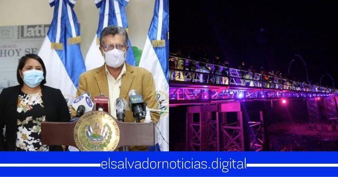 Schafik Handal dice que TODO el trabajo presentado por funcionarios de Bukele, son obras que el FMLN le dejó a los salvadoreños