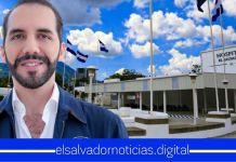 Gobierno anuncia inauguración de Segunda Fase de Hospital El Salvador para el 5 de agosto la cual contará con más de 1.000 camas de UCI